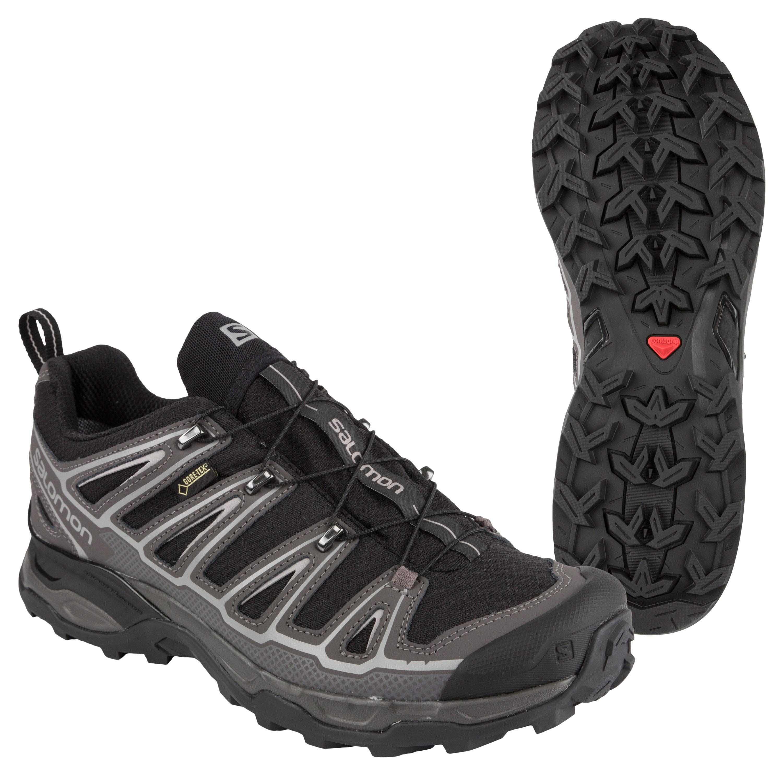 Solomon Shoe X Ultra 2 GTX gray