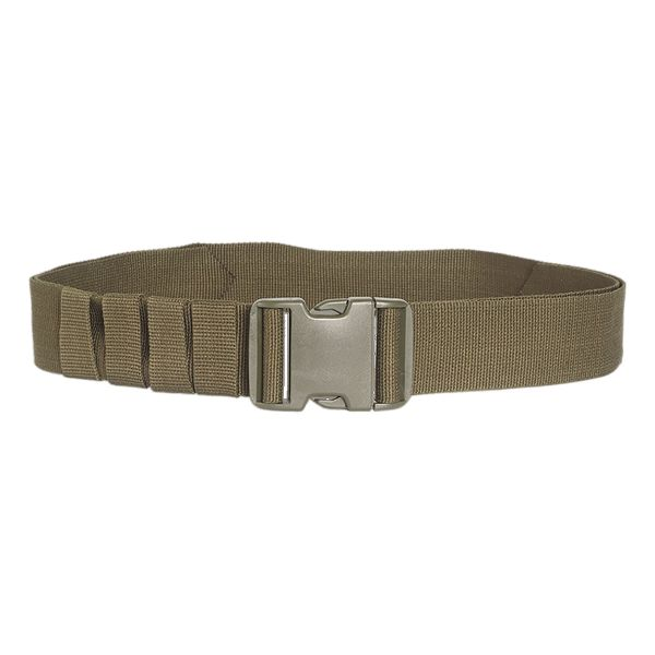 Army Belt Quick Release 50 mm olive