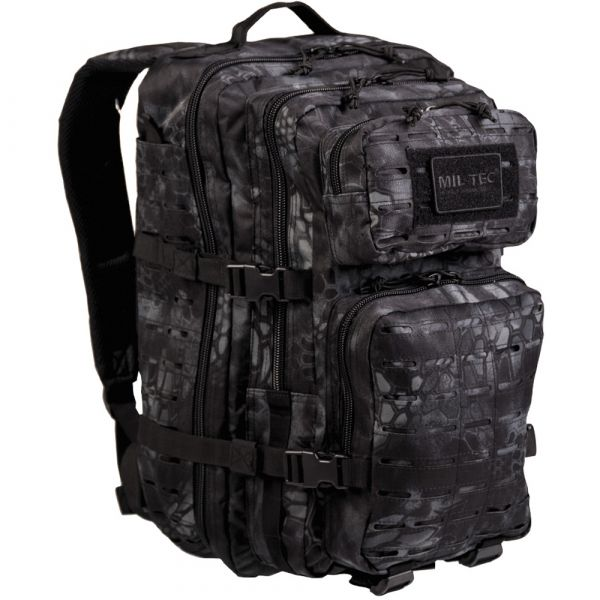 Backpack U.S. Assault Pack LG Laser Cut mandra night