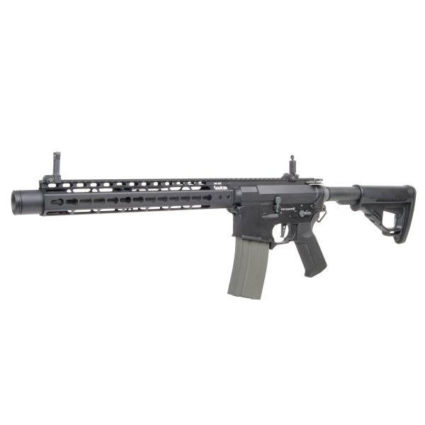 Ares Airsoft Octaarms X Amoeba Pro M4 KM12 1.3 J S-AEG black