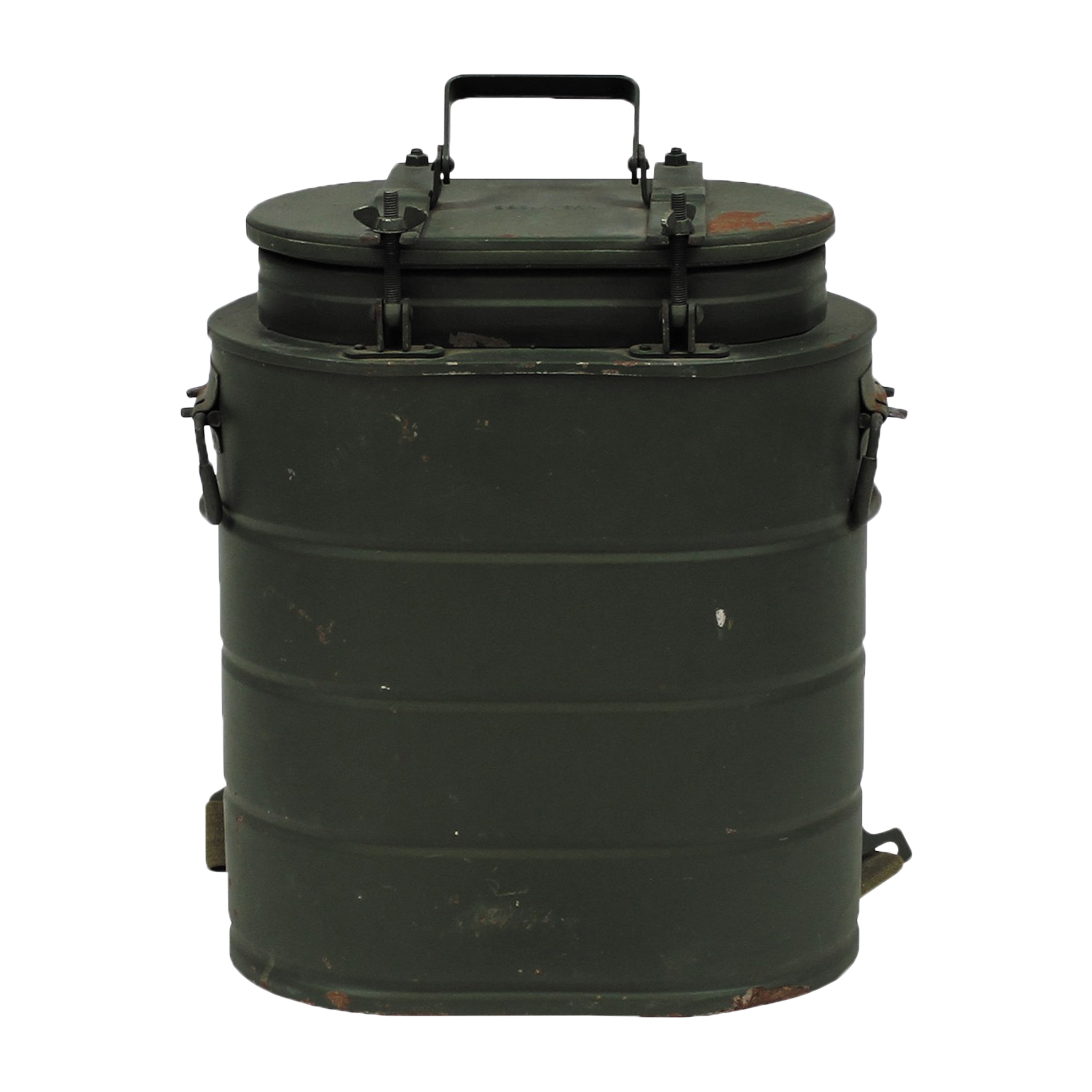 Used NVA 10 liter Thermal Container w. Shoulder Strap