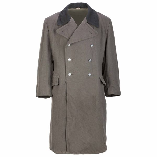 Used NVA Cloth Uniform Trench Coat Soldier brown