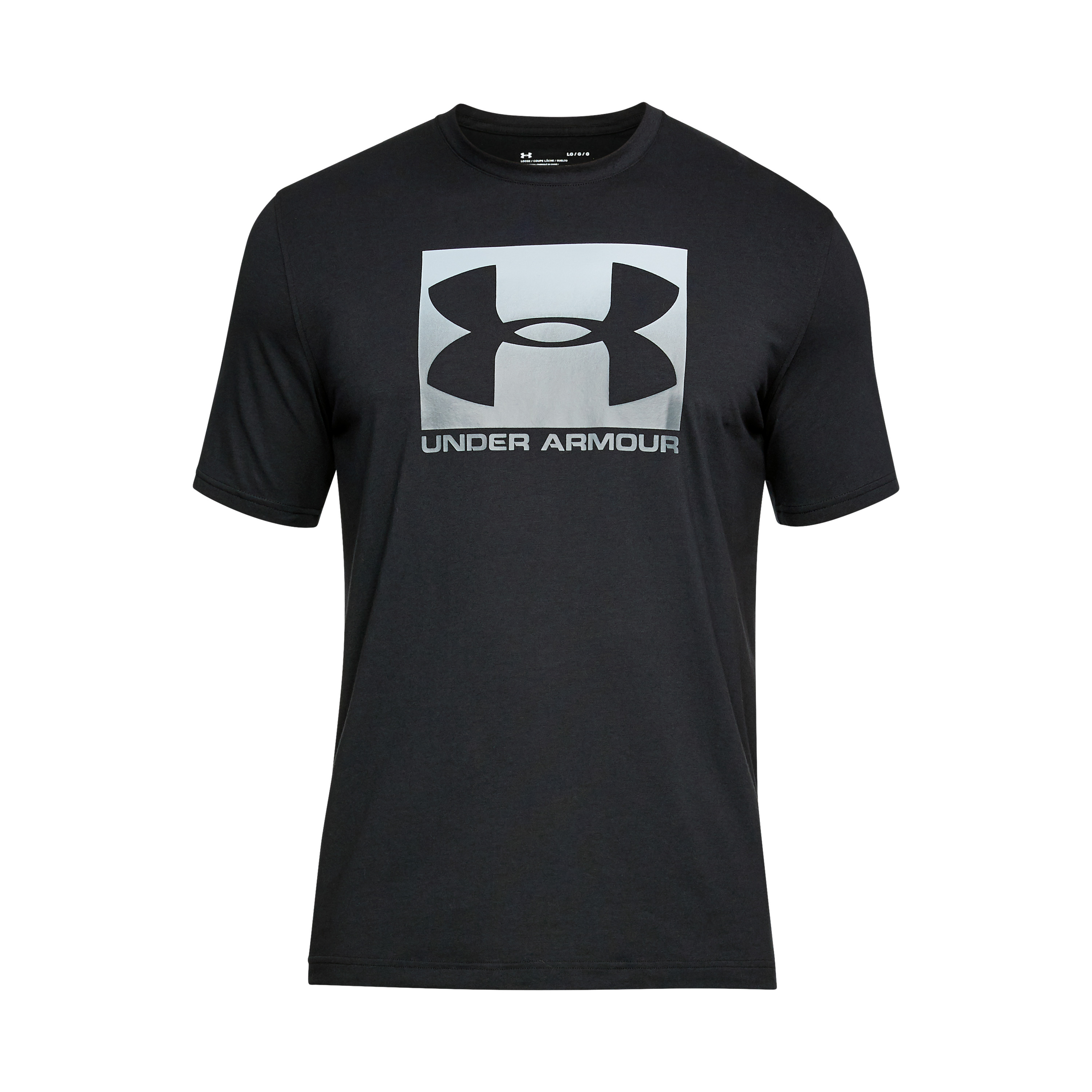 Under Armour Shirt Boxed Sportstyle black