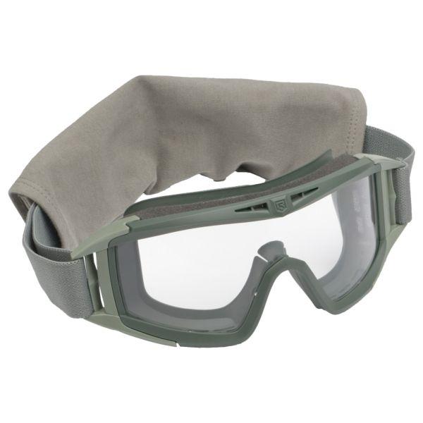 Revision Desert Locust Basic Goggles olive/clear lens
