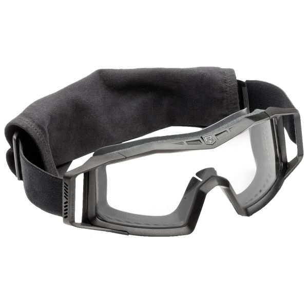 Revision Goggles Wolfspider Basic black/clear lens