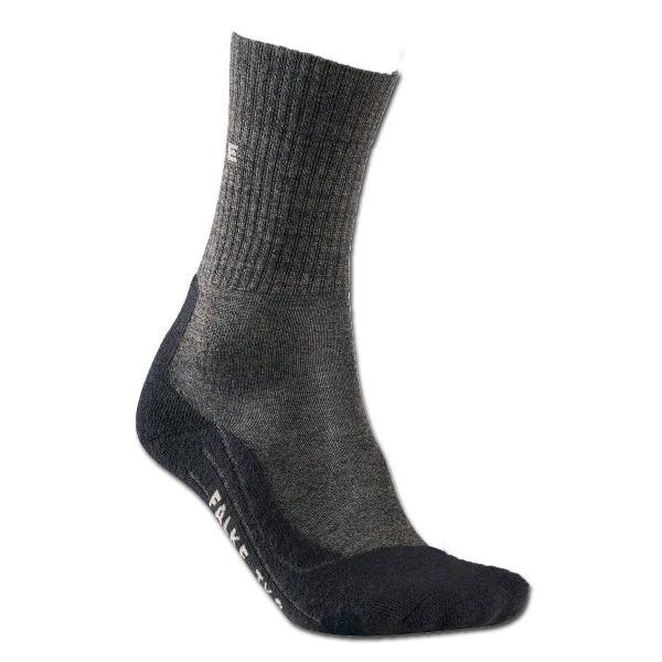 Falke Socks Men TK2 Wool anthracite