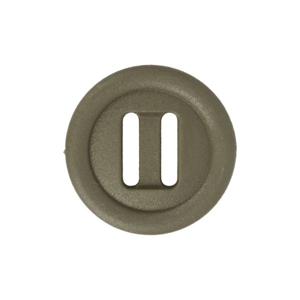 ITW Nexus Slot Button 25mm olive