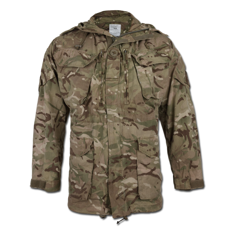 British Army Grade 1 Used MTP Waterproof Combat Smock Various Sizes