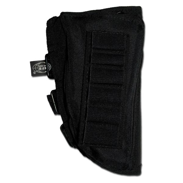 Rifle Stock Pocket MFH black