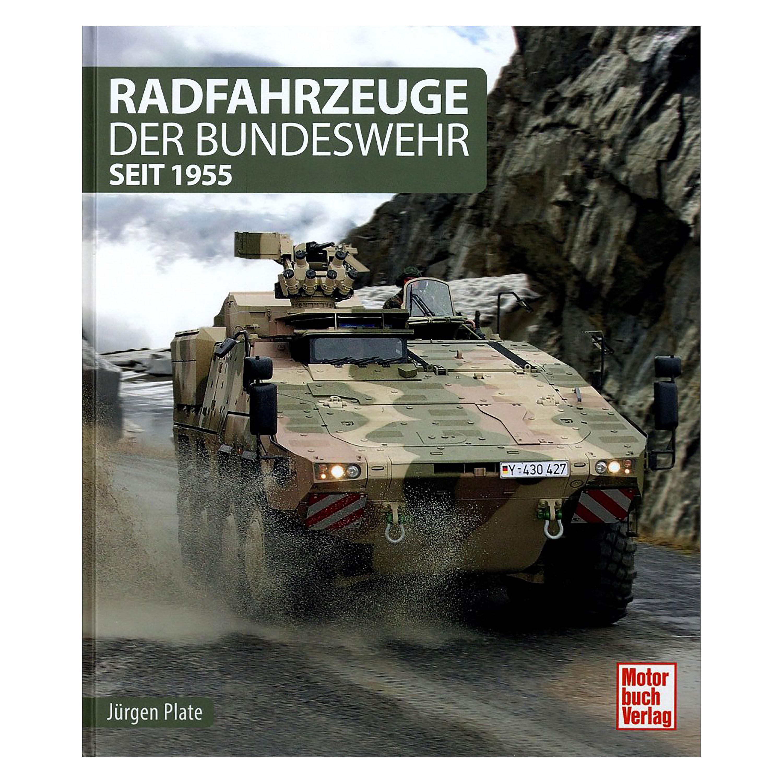 Book Radfahrzeuge der Bundeswehr seit 1955