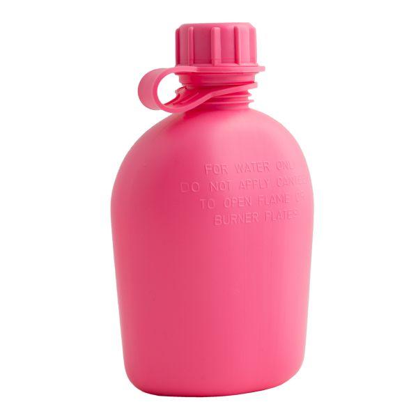 Canteen 1 qt pink