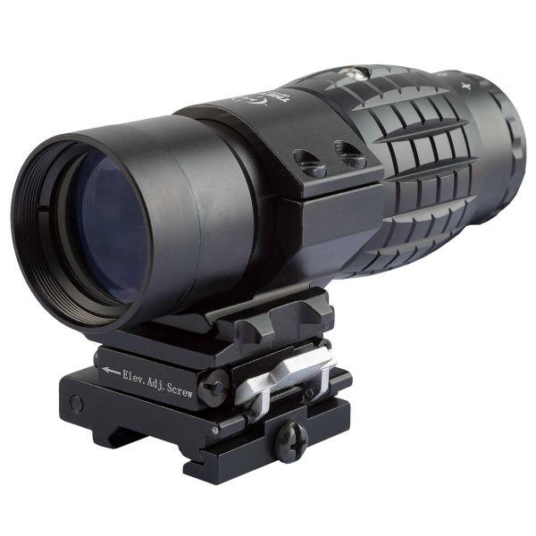 THO 3x35 V2 Flip-to-Side Magnifier black
