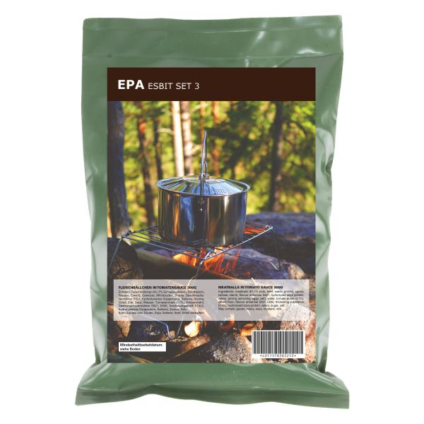 EPA with Fuel Tablet Set 3