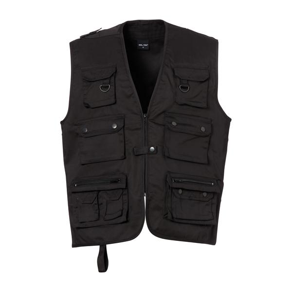 Fishing & Hunting Vest black