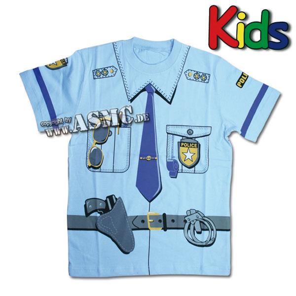 Kids T-Shirt Police