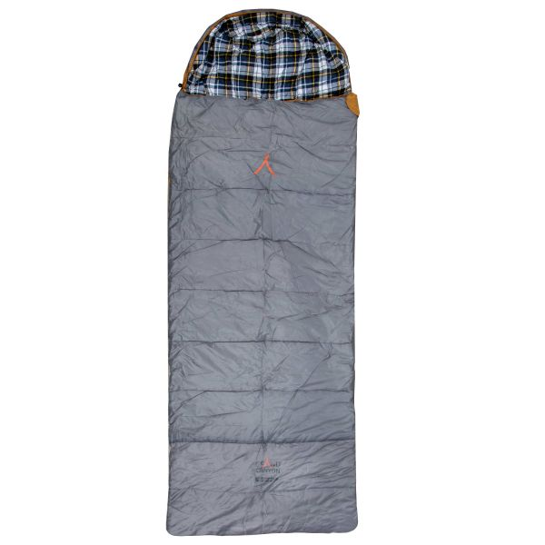 Sleeping Bag Grand Canyon Utah 195 gray