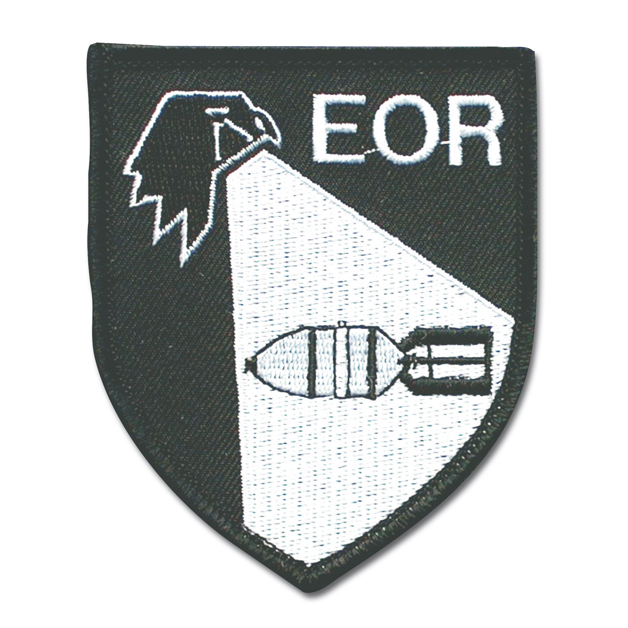 Insignia Bomb Disposal EOR textile