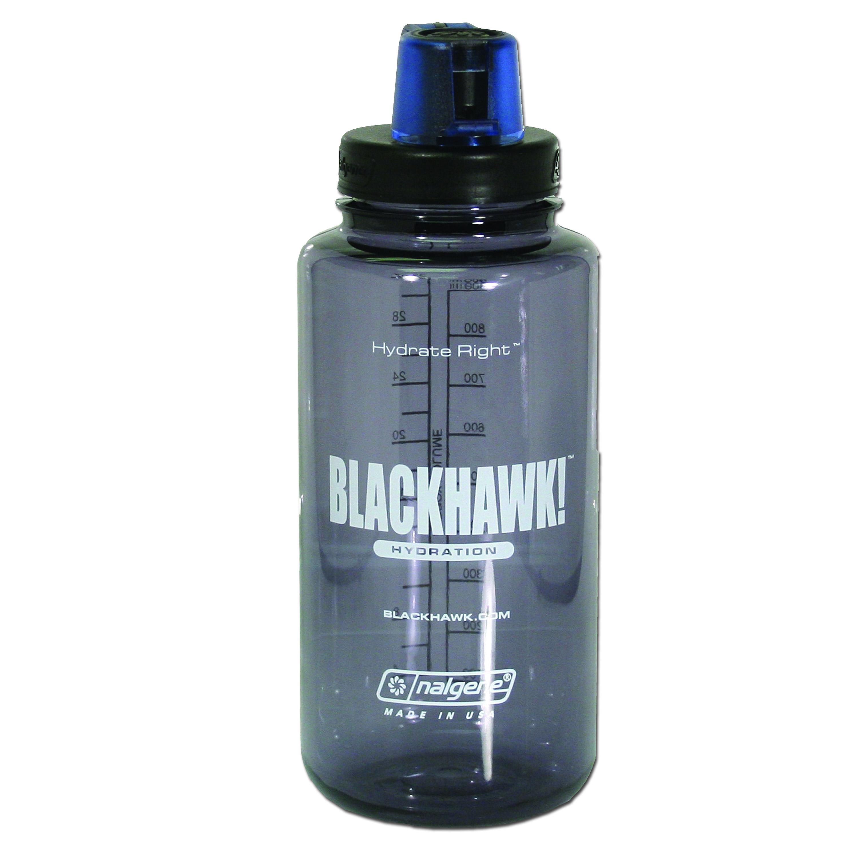 Blackhawk Hydrastorm Nalgene Bottle 0,9 L gray