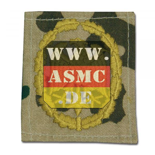 German Award for Military Proficiency fleckdesert/gold