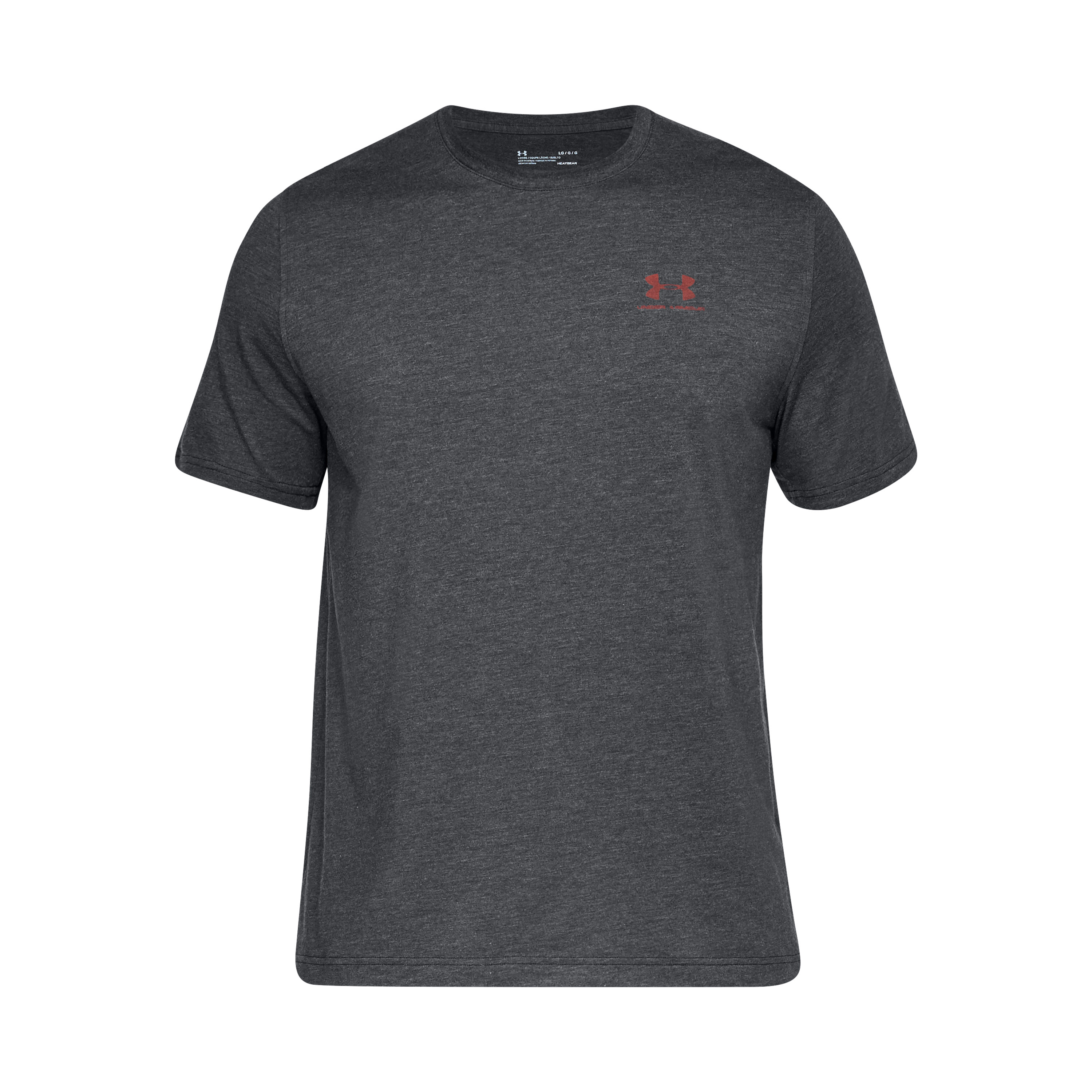Under Armour Shirt CC Sport Style black/red