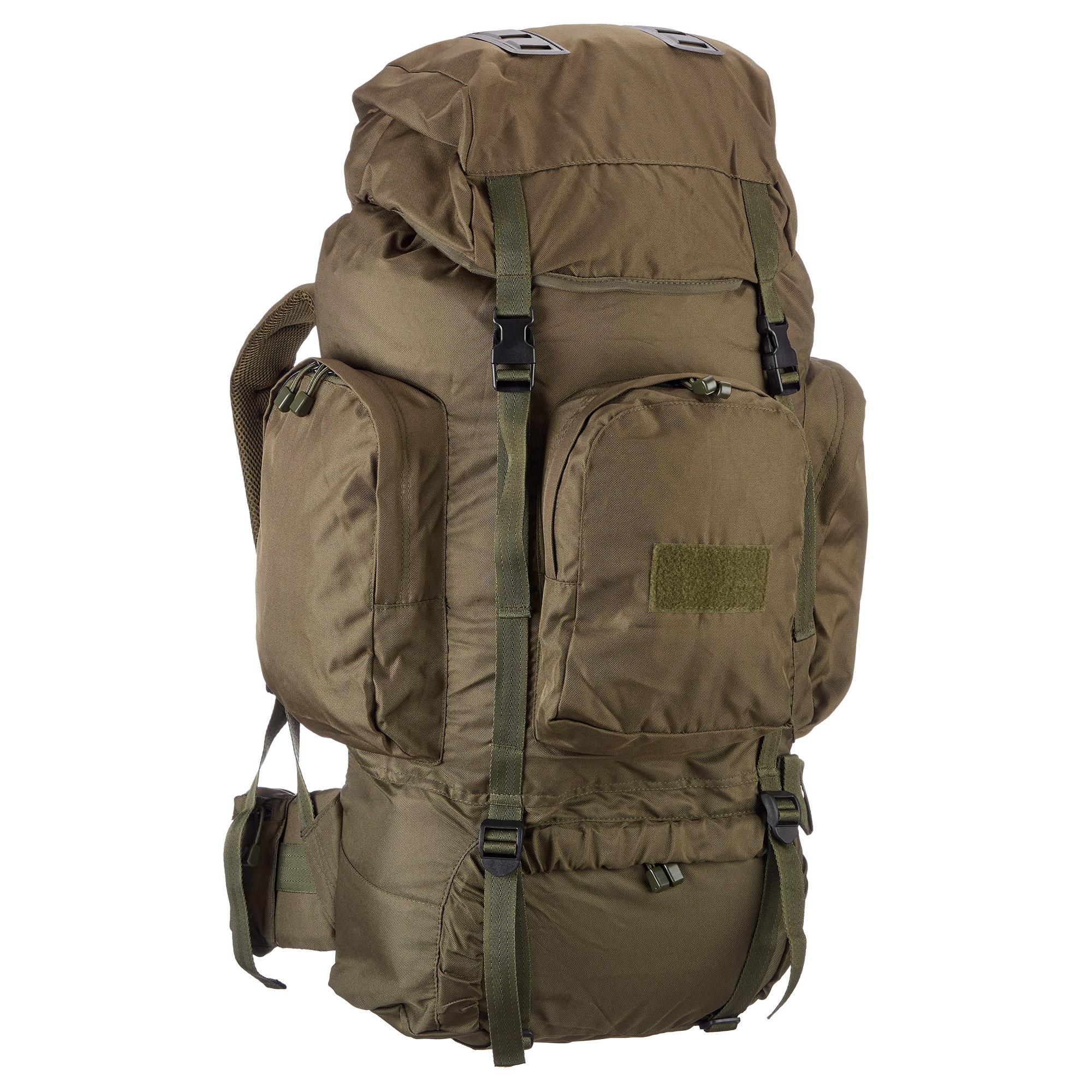 Backpack Mil-Tec Recom PES olive