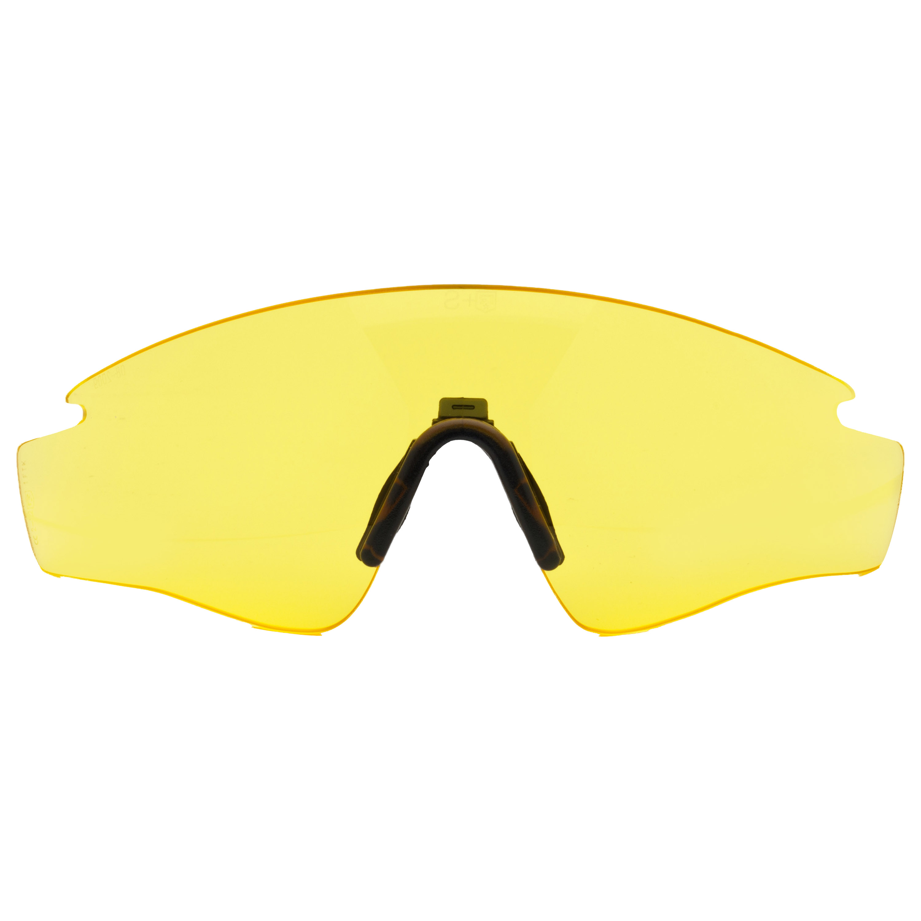 Revision Replacement Lens Sawfly Max-Wrap Small yellow
