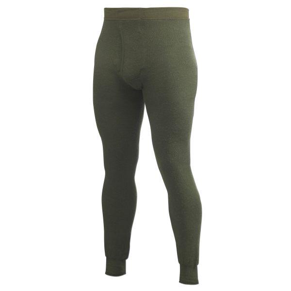Woolpower Long Underwear 400 g. olive