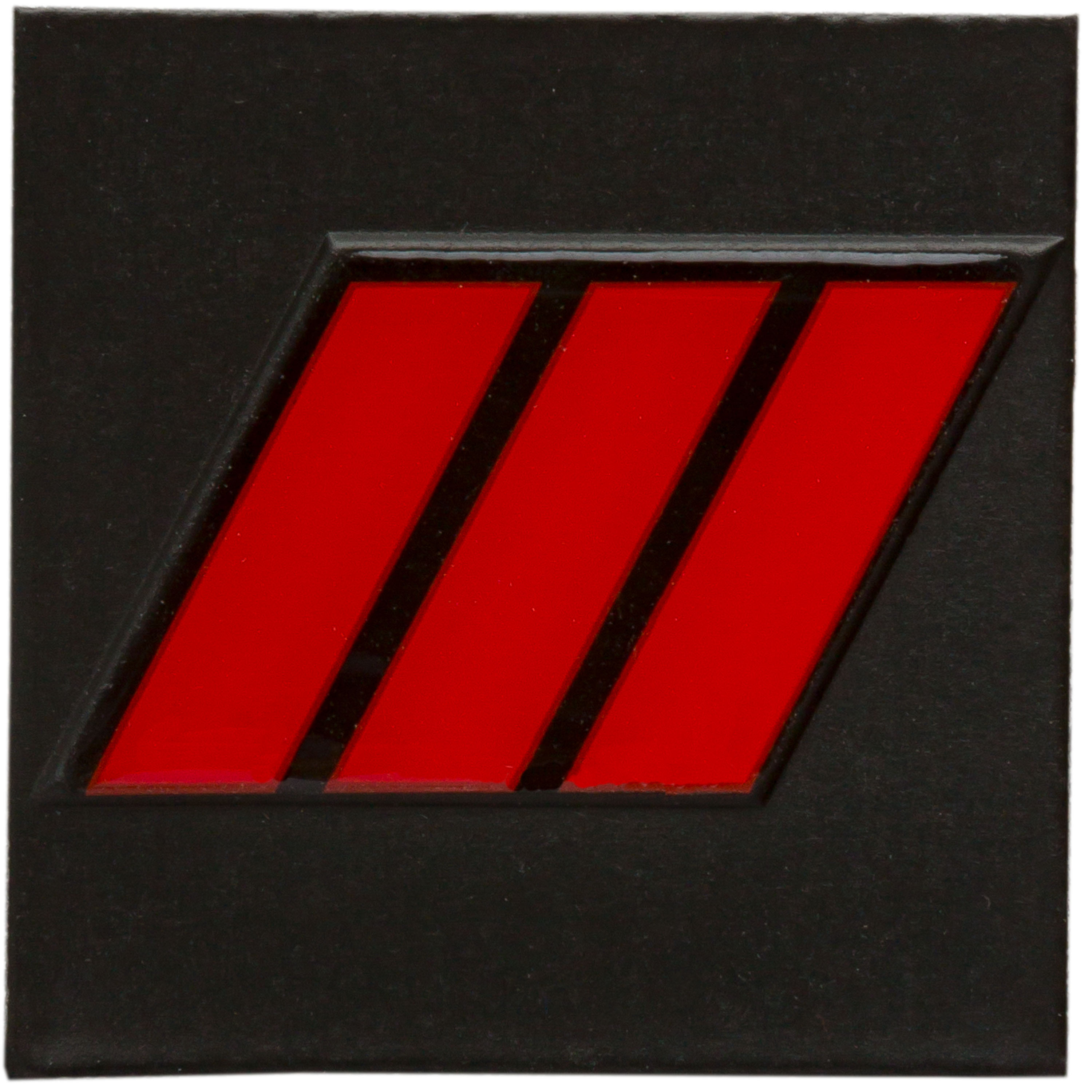 Rank Insignia of the French Fire Department Caporal Chef