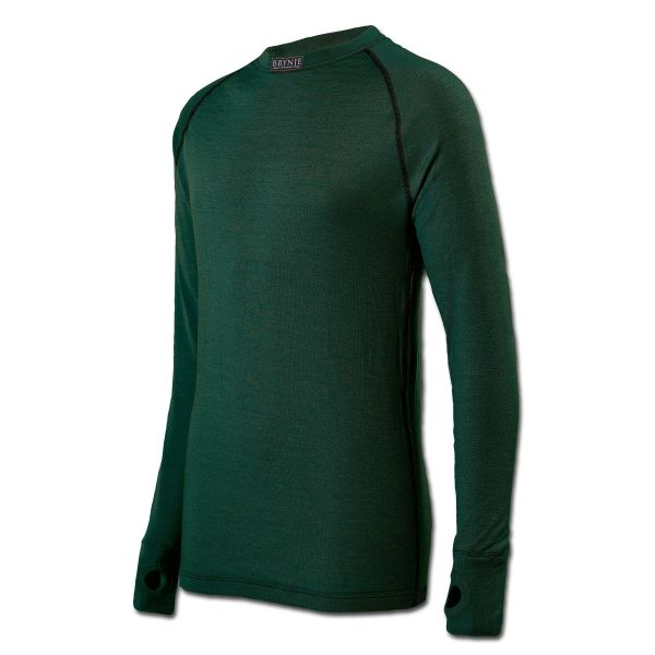 Brynje Arctic Long Sleeve Shirt green
