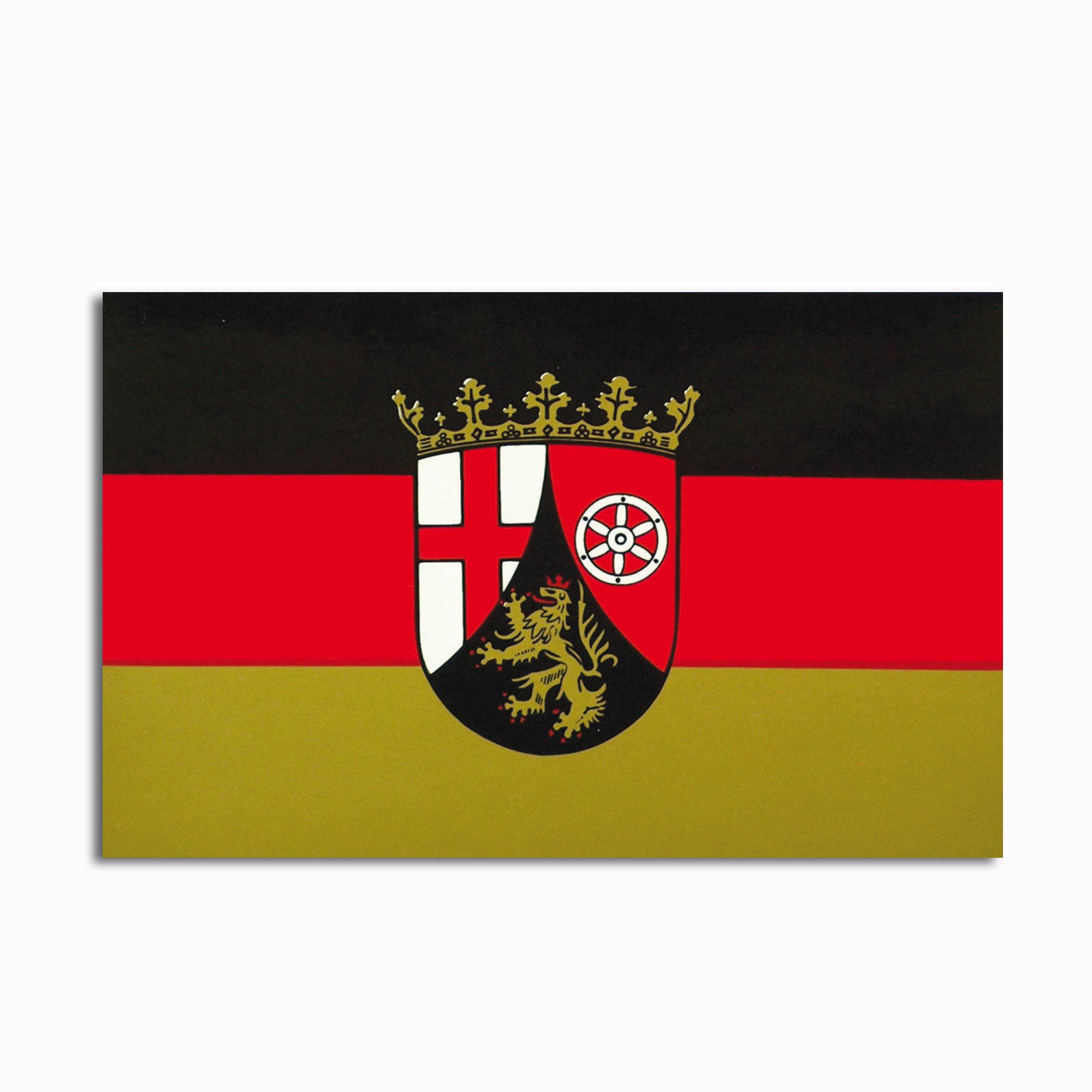Sticker Rheinland-Pfalz