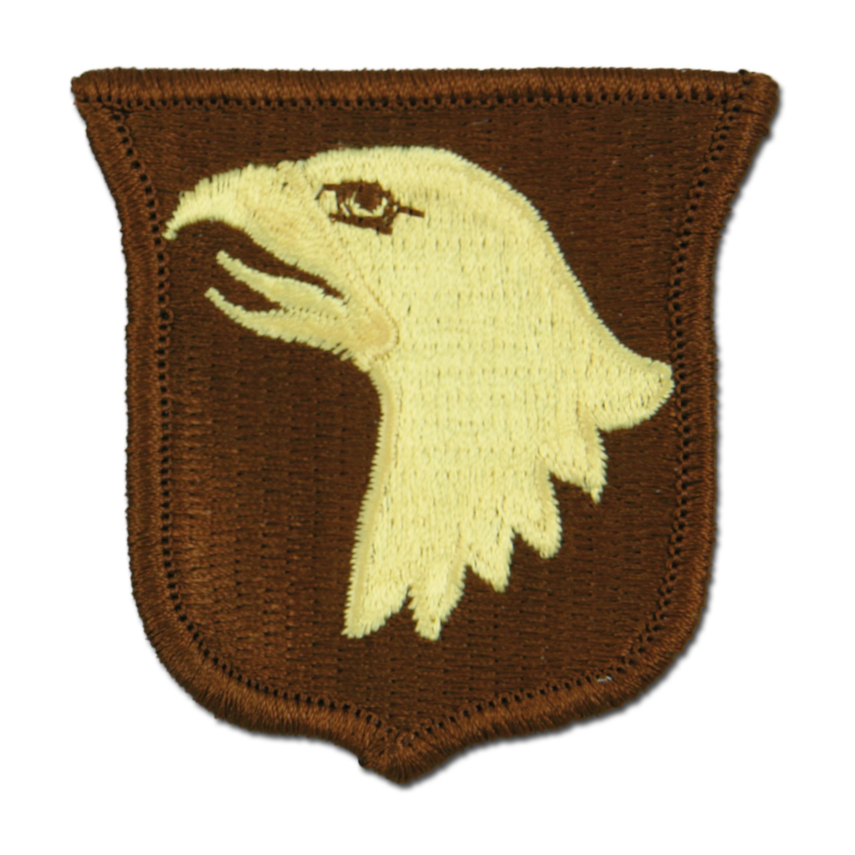 Insignia U.S. 101st Airborne desert