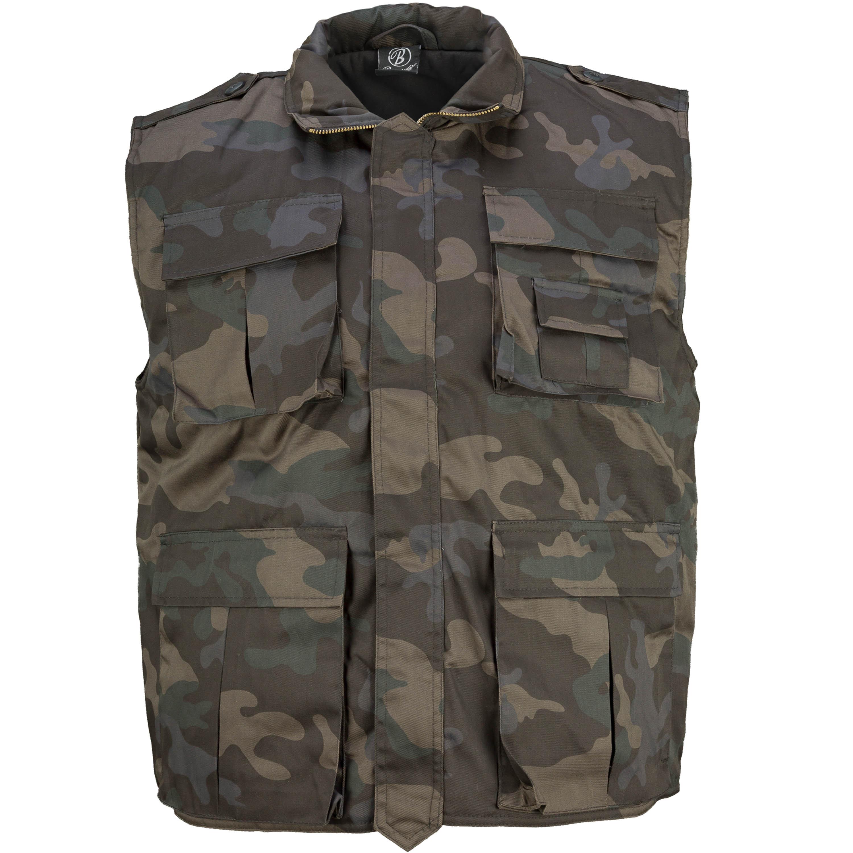 Brandit Ranger Vest darkcamo