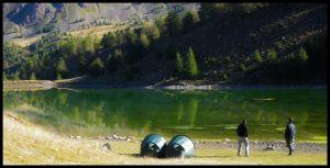 Ste  Marguerite lake