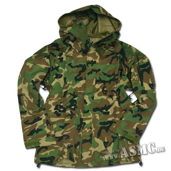 Navy Seals Jacket woodland