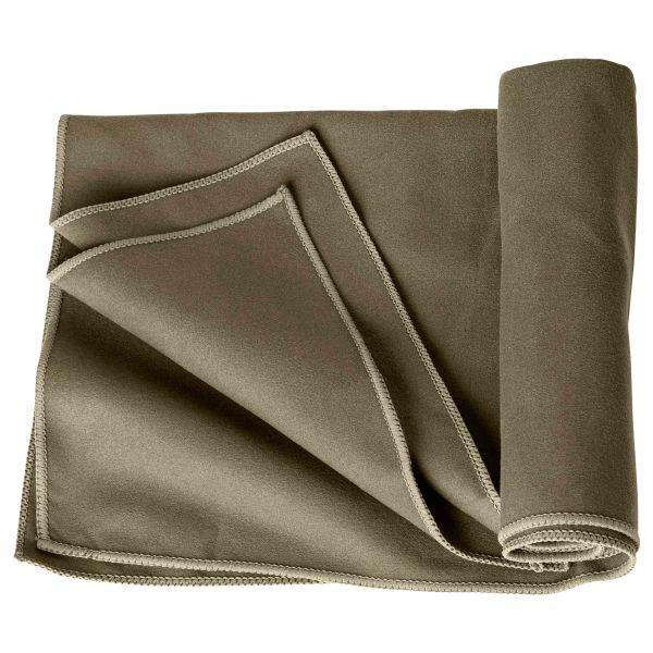TOE Concept Microfiber Towel Camp 75 x 130 cm olive