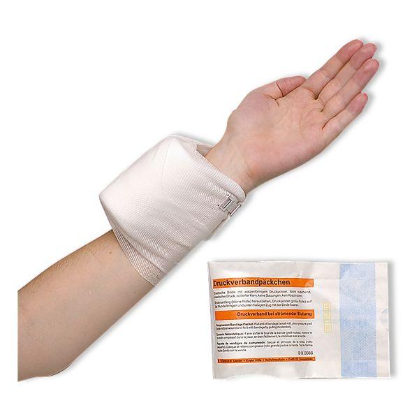 Pressure Bandage Packet
