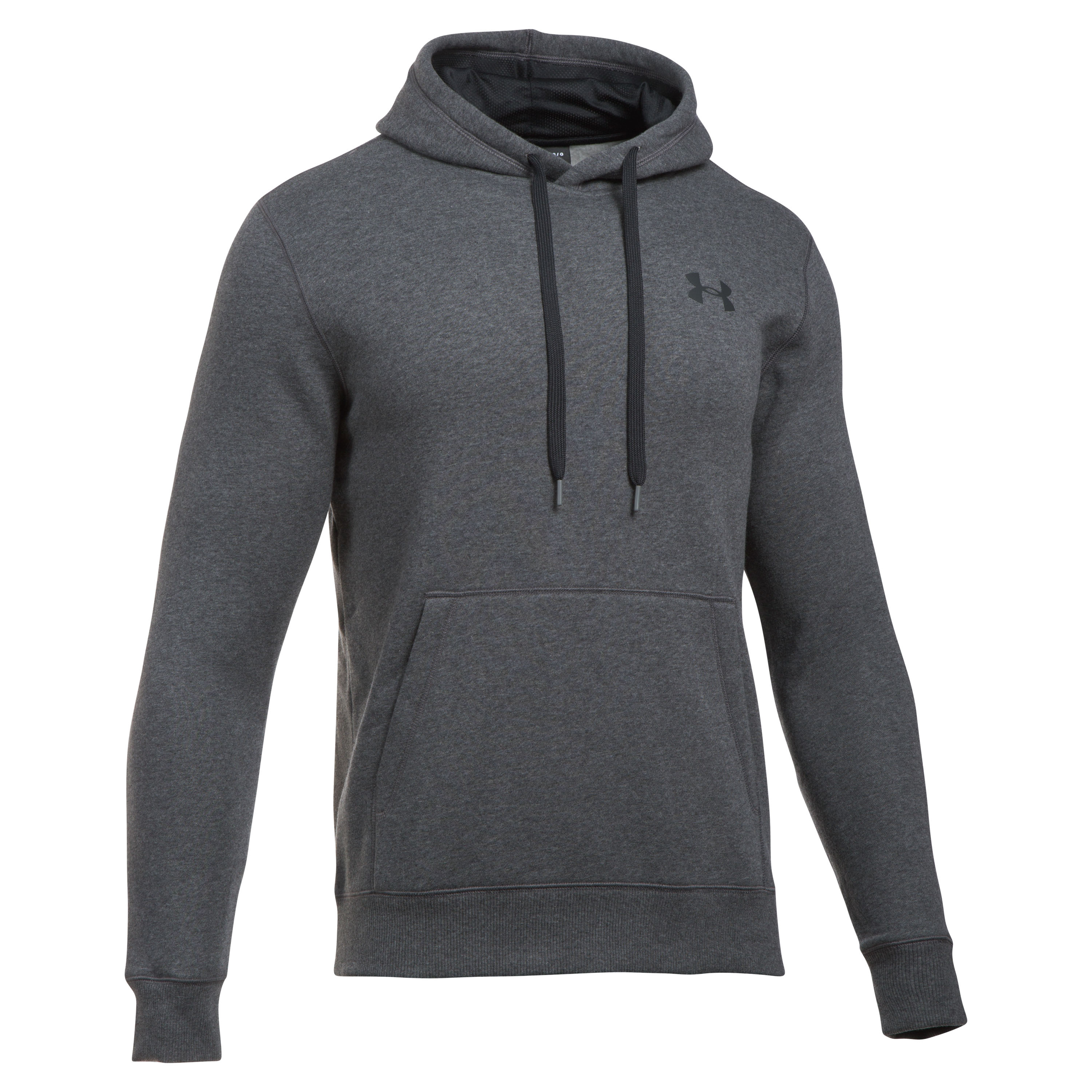 Under Armour Hoodie Rival Fitted gray mottled