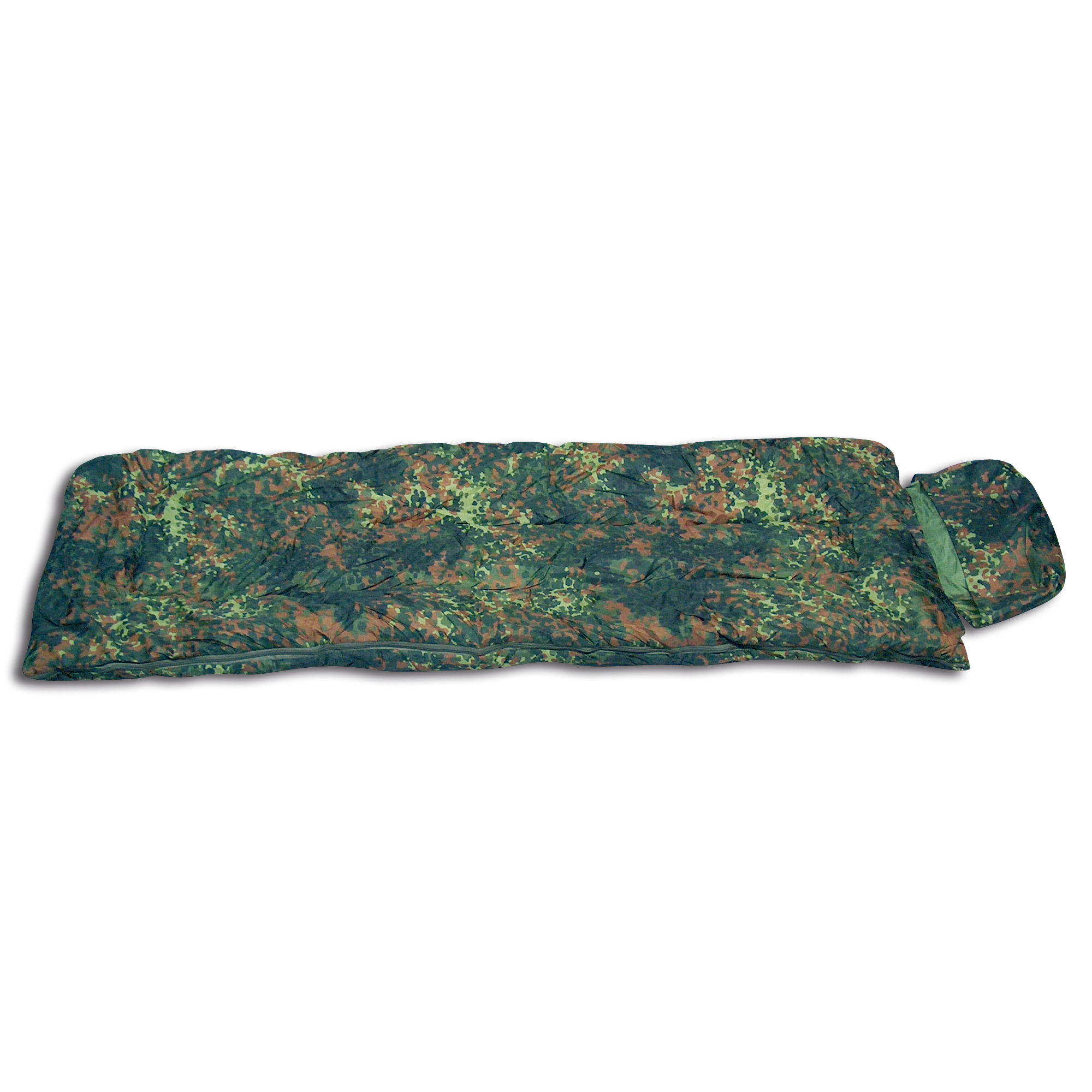 Sleeping Bag Pilot flecktarn