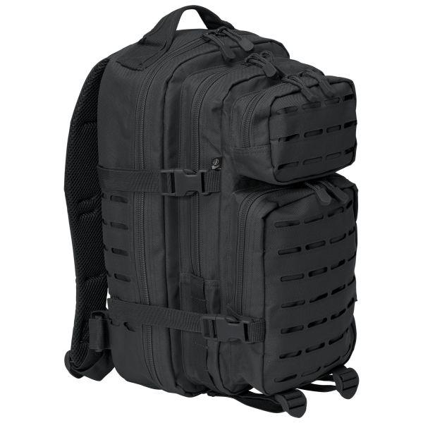 Brandit U.S. Cooper Backpack Laser Cut Medium black