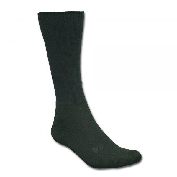 U.S. Socks black