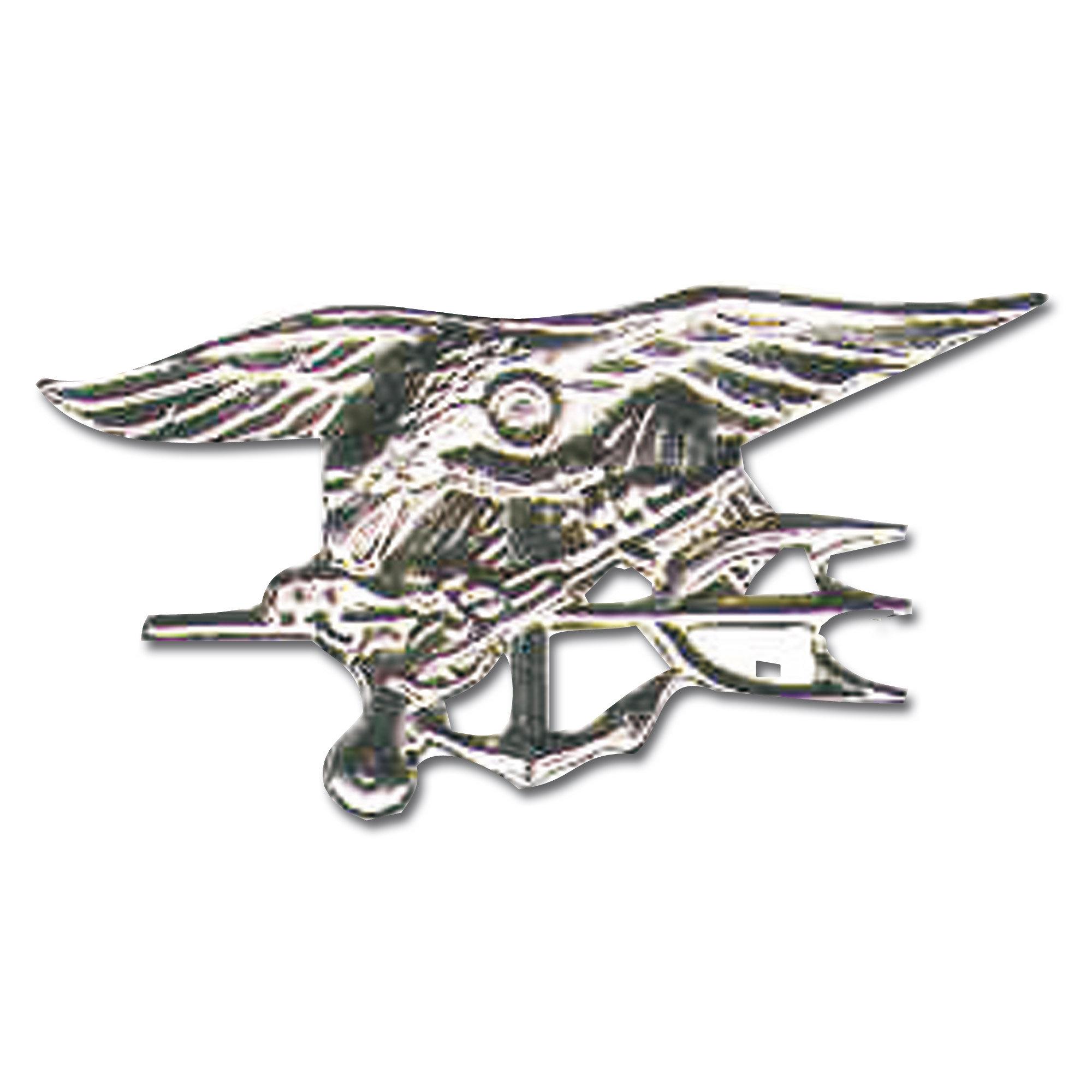 Mini Pin U.S. Seal silver