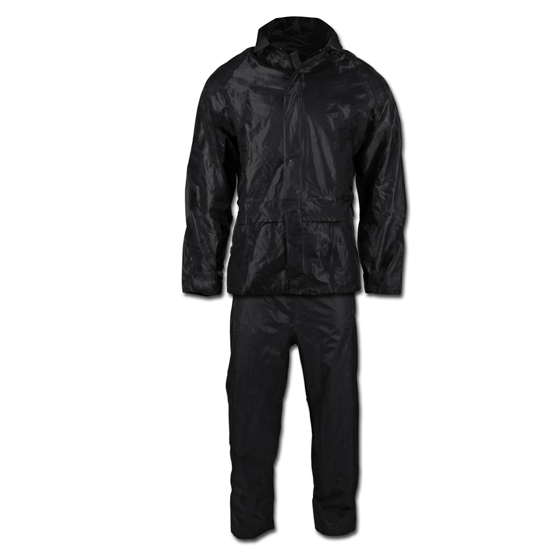 Rain Suit Nylon black