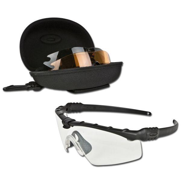 Oakley Glasses 3er Set SI Ballistic M Frame 3.0 black