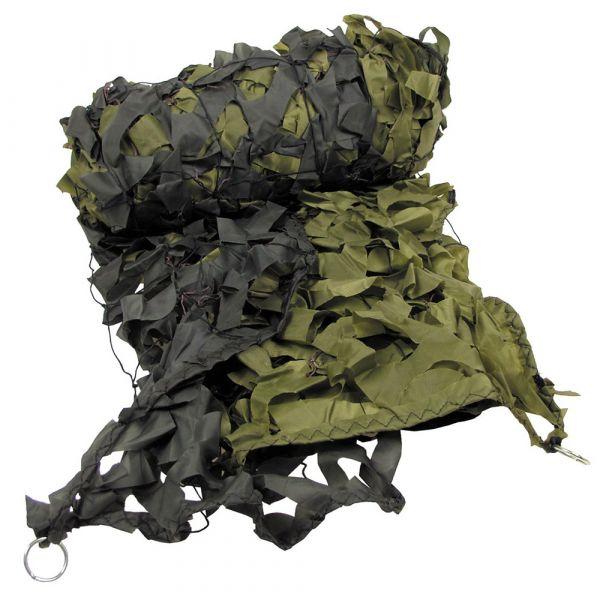 MFH Camouflage Netting 6x3 olive