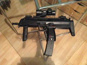 mp7 swat mit walther ps22