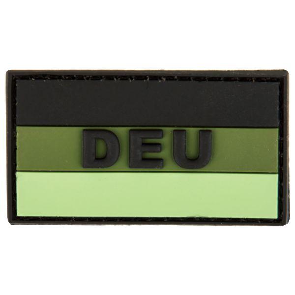 3D-Patch DEU subbed black/olive