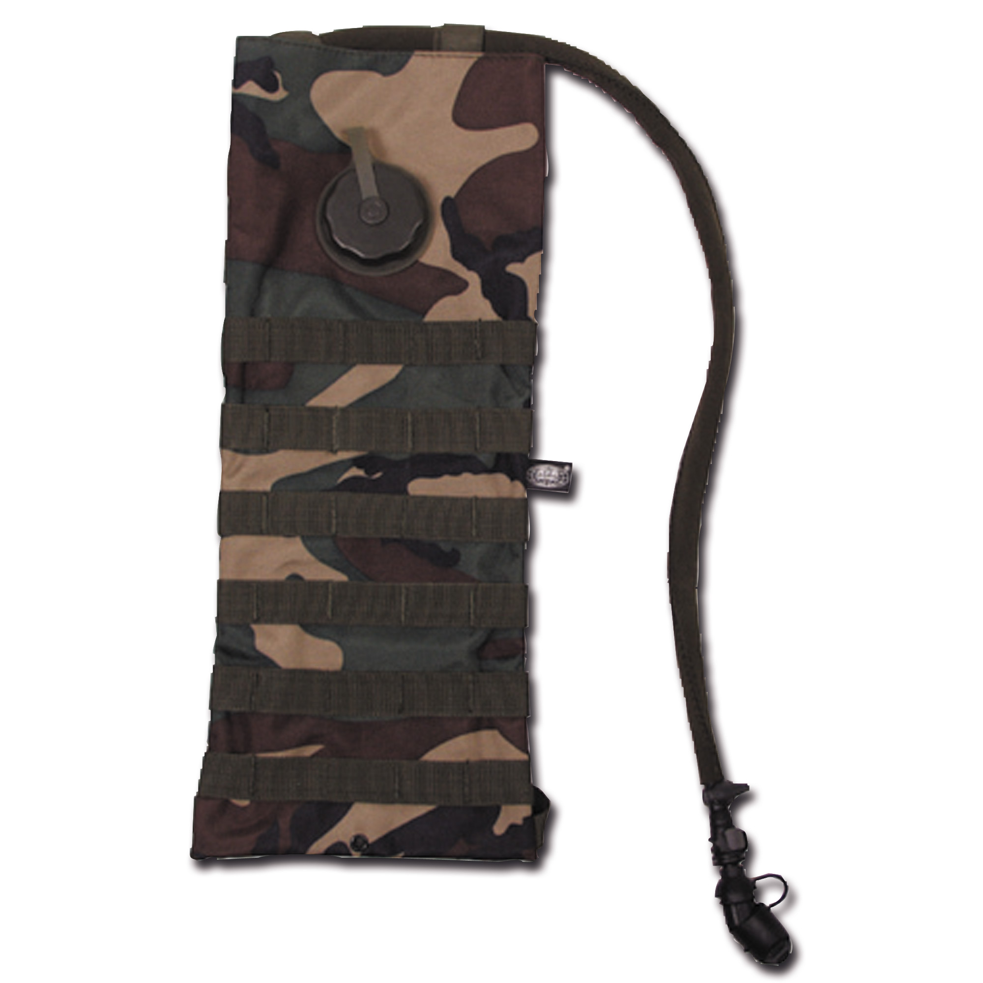Hydration Pack MFH Molle woodland