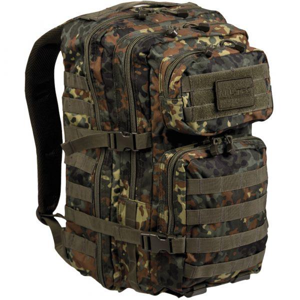 NEU US Assault Tactical LARGE Rucksack MOLLE 36 Liter PACK LG BW Trekking
