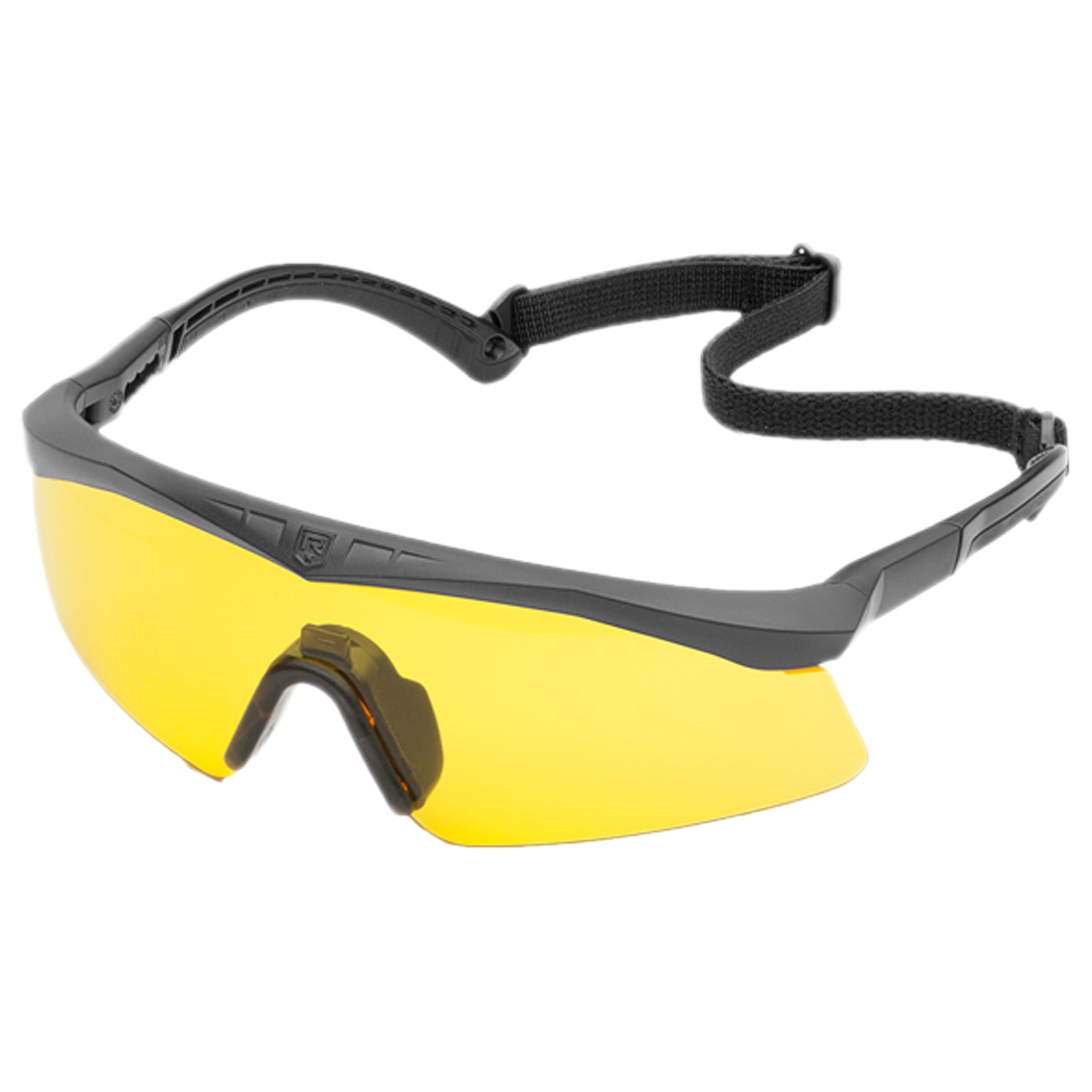 Revision Sawfly Max-Wrap Glasses Basic yellow