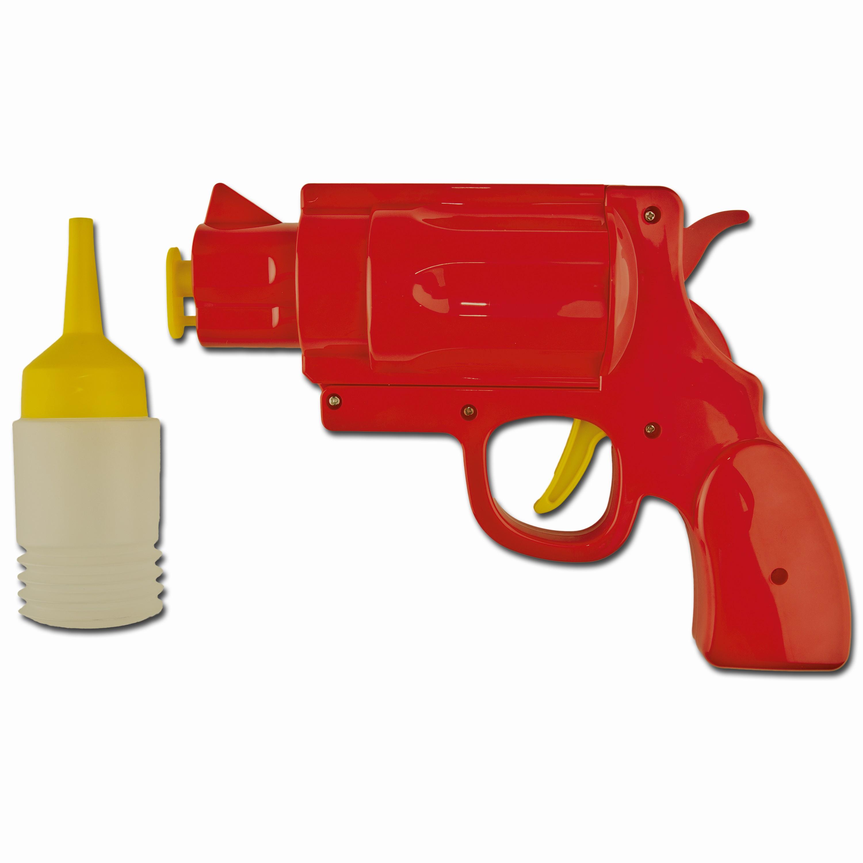 Ketchup Mustard Revolver